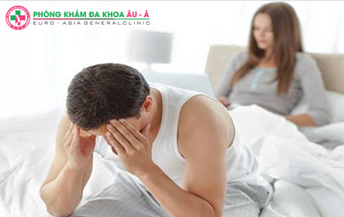5 nguyên nhân chính khiến nam giới bị bệnh xuất tinh sớm