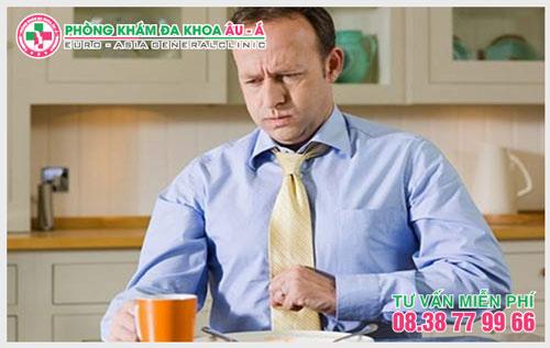 6 dấu hiệu viêm bàng quang ở nam giới dễ nhận biết