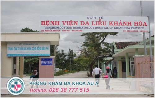 Bệnh viện da liễu Nha Trang có tốt không?