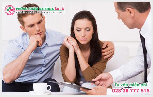 Khi có dấu hiệu triệu chứng bệnh Bệnh Ghẻ thì người bệnh không nên chần chừ hay e ngại bất kỳ vấn đề gì mà không điều trị sớm để bệnh trở nên trầm trọng.