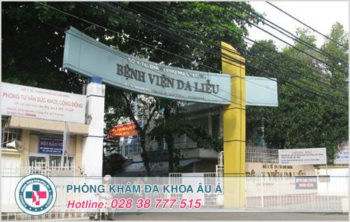 Địa chỉ bệnh viện da liễu Sài Gòn nằm ở đâu?