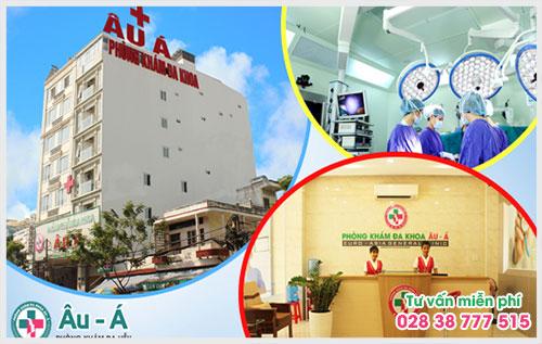 Phòng khám Da Liễu Âu Á - địa chỉ chữa bệnh ghẻ an toàn, uy tín tốt nhất tại TPHCM