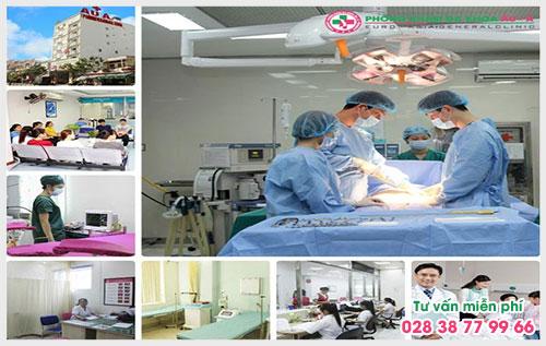 Việc tìm kiếm địa chỉ khám hậu môn trực tràng ở TP.HCM, chất lượng là vấn đề rất nhiều bệnh nhân quan tâm.