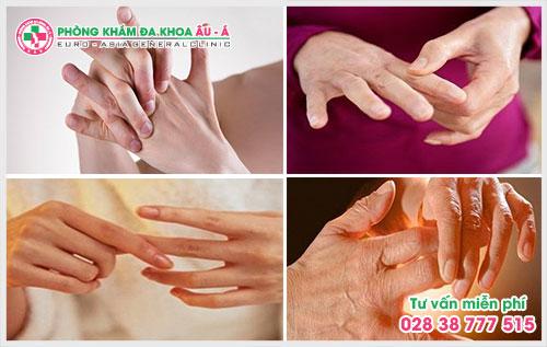 Có một số trường hợp bệnh ngứa các đầu ngón tay có thể kéo dài vài giờ, biến mất và xuất hiện lúc nào mà bạn không hay biết.