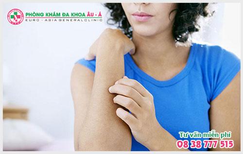 Những điều mà bạn chưa biết về bệnh ngứa tay
