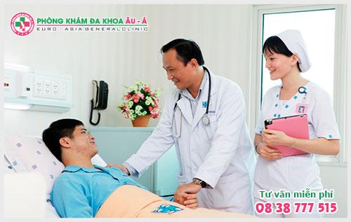 các bác sĩ có thể giúp em tìm được phòng khám bệnh vảy nến TPHCM ngoài giờ được không?