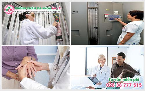 Phòng khám chuyên khoa bệnh bạch biến tốt nhất ở TPHCM