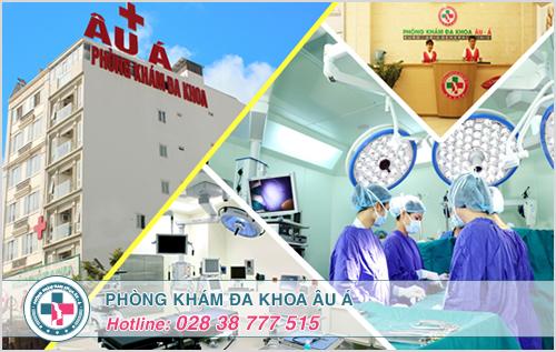 Cách nhanh nhất để tìm phòng khám da liễu quận Tân Bình