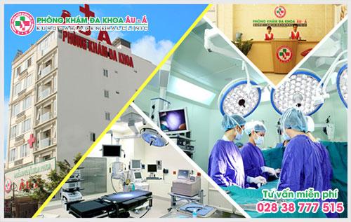 Phòng khám dịch vụ bệnh bạch biến tại TPHCM