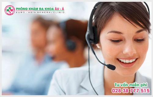 Số điện thoại tư vấn da liễu TPHCM