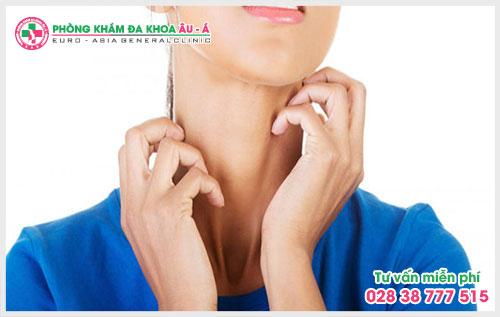 Tư vấn về bệnh ngứa da