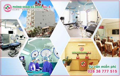 Phòng khám chuyên khoa da liễu tphcm