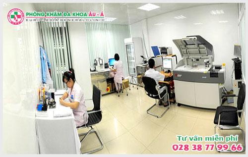 Phòng khám phụ khoa nam chất lượng tại TPHCM