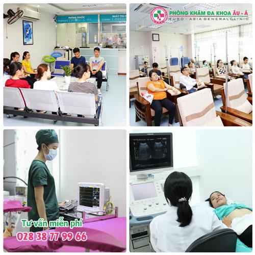 Song song với cách chữa ngứa ở hậu môn thì nơi điều trị và một vấn đề nhận được nhiều sự quan tâm của người bệnh.