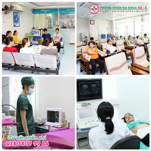 Địa chỉ khám điều trị vô sinh hiếm muộn uy tín tại TPHCM