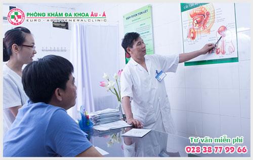 Địa chỉ hỗ trợ điều trị bệnh lậu ở TpHCM