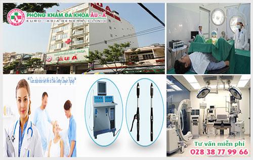 Tuy nhiên, có nhiều đánh giá nói rằng phòng khám Đa Khoa Âu Á chữa bệnh có mức chi phí thấp và đem lại hiệu quả cao.