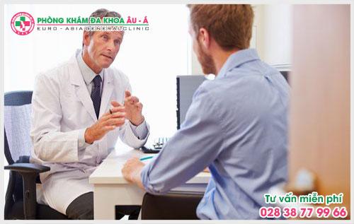 Tìm kiếm bệnh viện khám nam giới ngoại khoa TPHCM chất lượng là điều cần thiết đối với nam giới