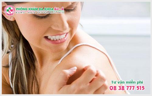 Cần cảnh giác với các bệnh ngứa trên da