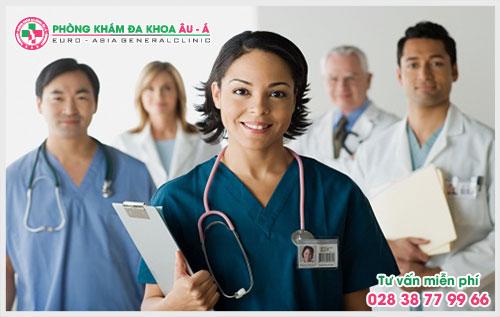 Đa Khoa Âu Á - Địa chỉ chăm sóc sức khỏe sinh sản uy tín, chất lượng tại TPHCM