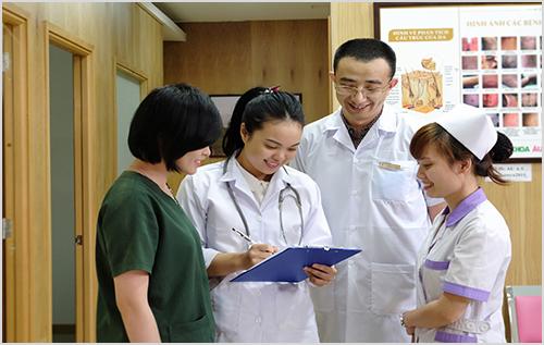 Phòng khám Đa Khoa Âu Á – địa chỉ vàng chăm sóc sức khỏe gia đình bạn