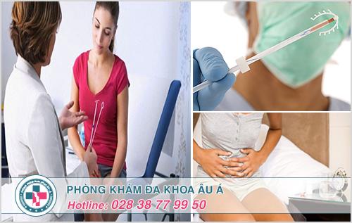 Đặt vòng tránh thai bị viêm nhiễm phải làm sao?