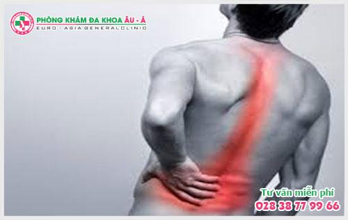 Viêm tuyến tiền liệt: nhận biết sớm qua biểu hiện đau lưng, đau bụng dưới