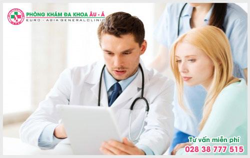Địa chỉ chữa bệnh trị nám ở TPHCM