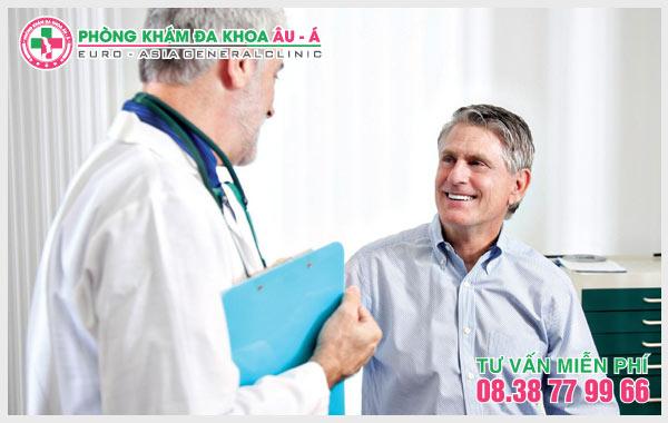 Trĩ nội thì nên điều trị ở cơ sở nào tại TPHCM tốt nhất?