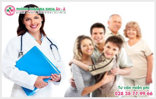 Địa chỉ khám sức khỏe sinh sản bậc nhất TPHCM