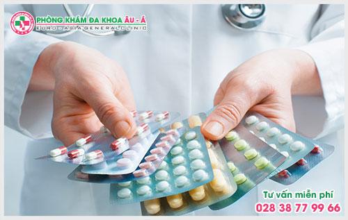 Dùng thuốc điều trị xuất tinh sớm có được không?