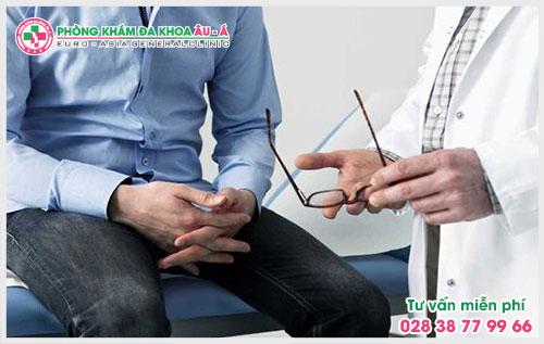 Khám nam giới ngoại khoa ở TPHCM tốt nhất là thắc mắc của nhiều nam giới