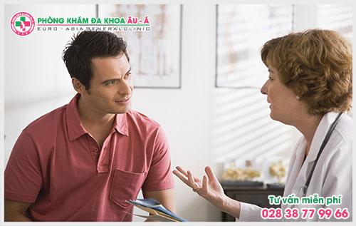 Khám và điều trị bệnh nam khoa bác sĩ chuyên khoa, chi phí thấp, bảo mật