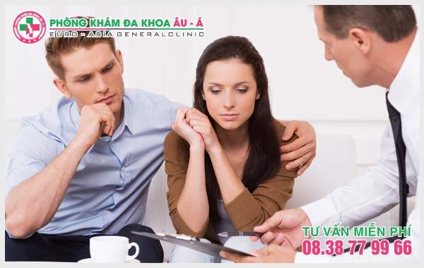 Nguyên nhân gây bệnh vô sinh ở nam giới