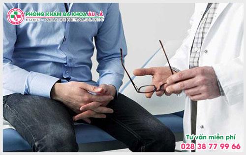 Nam giới bị đau khi xuất tinh là triệu chứng của bệnh lý gì?
