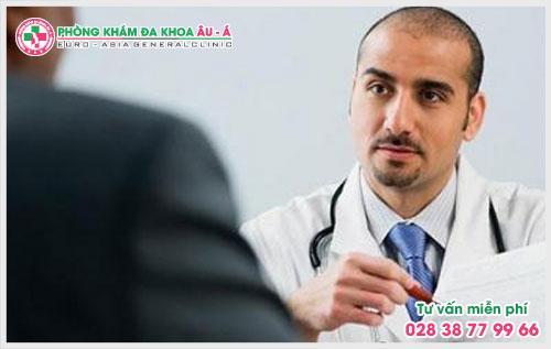 Nguyên nhân nào gây viêm bàng quang ở nam giới?