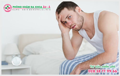 Dấu hiệu nhận biết chứng hẹp bao quy đầu ở nam giới