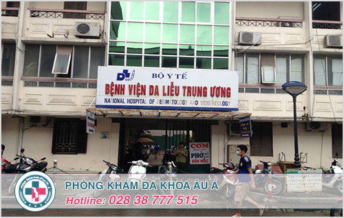 Một số phòng khám da liễu ở Hà Nội tốt nhất