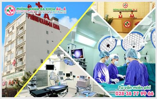 Phòng khám nam giới ngoại khoa tốt và an toàn tại TPHCM