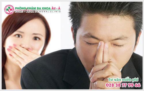 Nguyên nhân nào khiến bao quy đầu lại có mùi hôi?