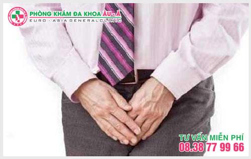 Thận trọng với những chứng tiểu rát ở nam giới