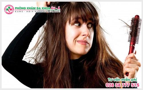 Tìm hiểu về địa chỉ chữa bệnh rụng tóc ở HCM