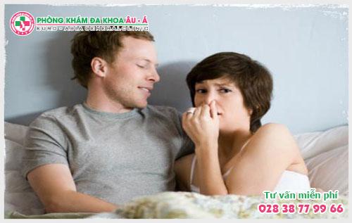 Nguyên nhân vì sao tinh trùng có mùi hôi?