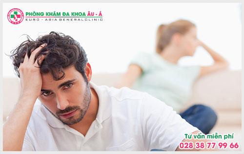 Tổng quan về hiện tượng rối loạn sinh lý ở nam giới