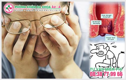 8 mối nguy hại do bệnh trĩ ngoại gây ra