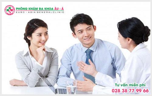 Trung tâm tư vấn sức khỏe sinh sản tp.hcm