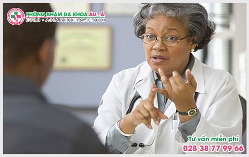 Tư vấn sinh lý nam miễn phí với chuyên gia nam khoa đầu ngành