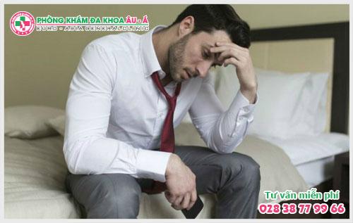 Tác hại của viêm bàng quang đến sức khỏe của nam giới