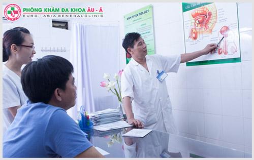 Viêm tinh hoàn: Phát hiện sớm, điều trị nhanh
