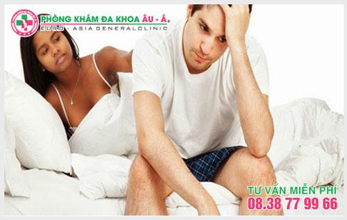 Yếu sinh lý ở nam giới: Nhận biết qua những dấu hiệu nào?